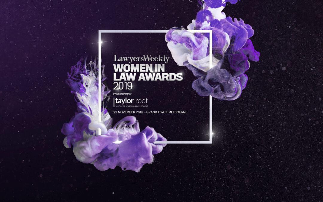 Lawyers Weekly Women In Law Awards