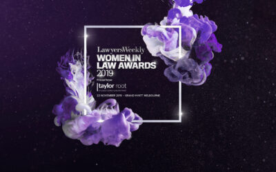 Lawyers Weekly Women In Law Awards